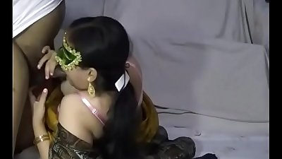 Desi cute aunty with lollipop doggy style fuck