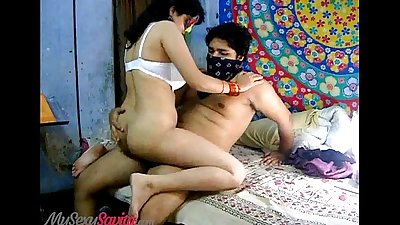 Savita bhabhi in a real couple sex wow